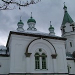 Russian Orthodox Church in Hakodate.